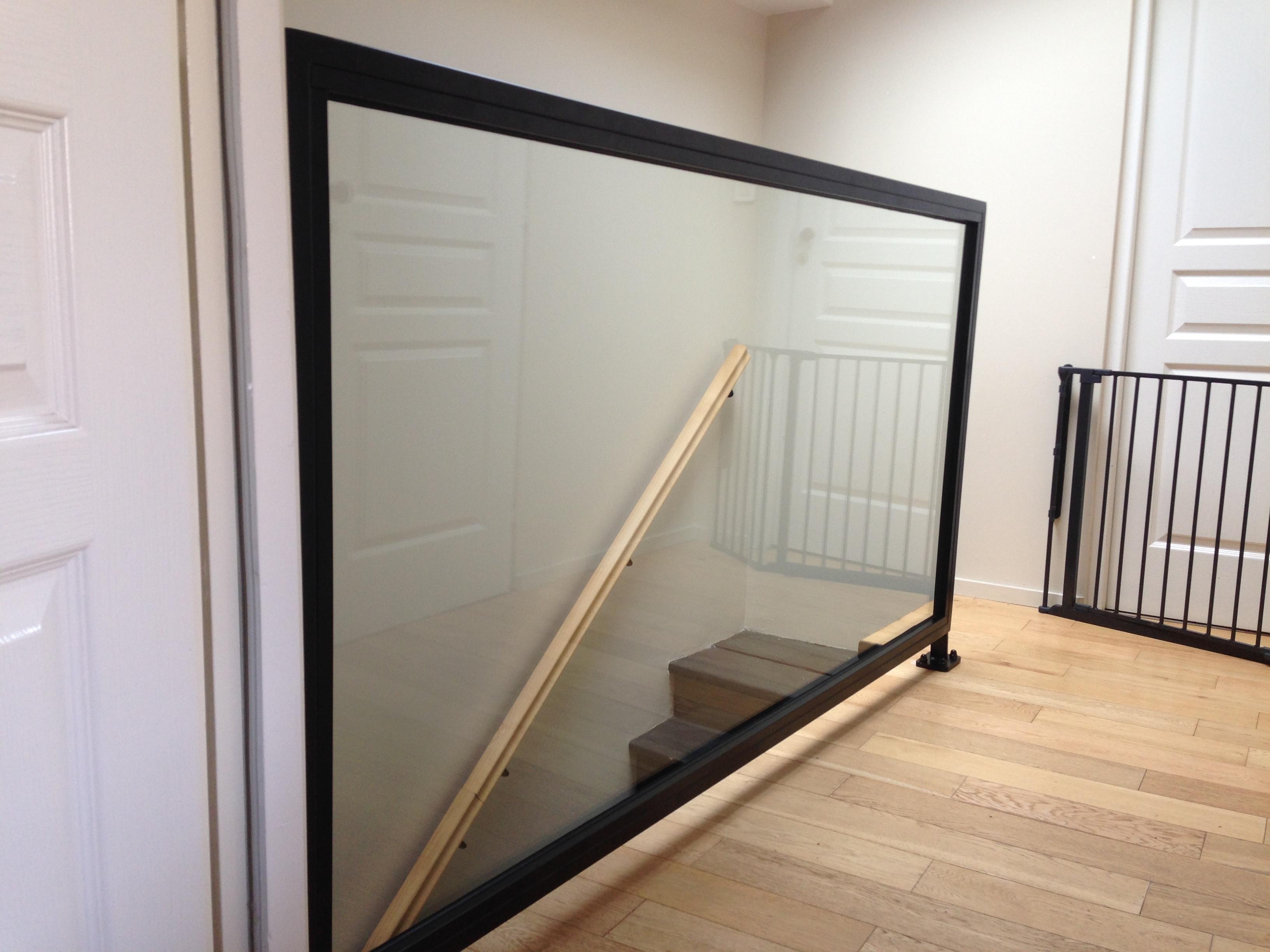 garde corps sur mesure m tal et verre m tallier bordeaux. Black Bedroom Furniture Sets. Home Design Ideas