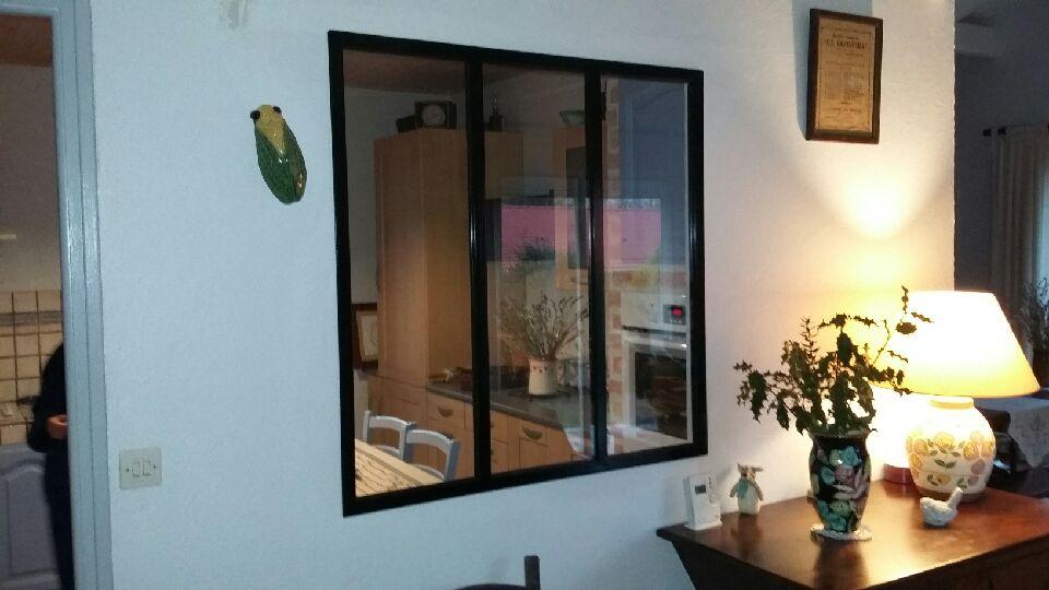 verri re d 39 int rieur sur mesure m tallier bordeaux. Black Bedroom Furniture Sets. Home Design Ideas