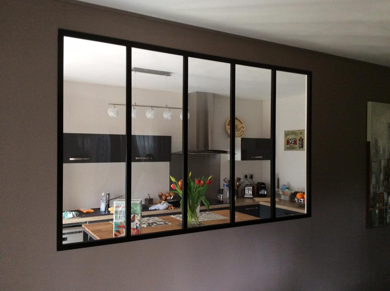 verri re d int rieur sur mesure m tallier bordeaux. Black Bedroom Furniture Sets. Home Design Ideas